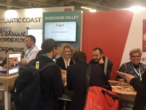 Stand ITB 2019 - Dordogne valley