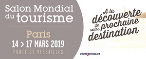 Salon Mondial du Tourisme Paris - 14 au 17 mars