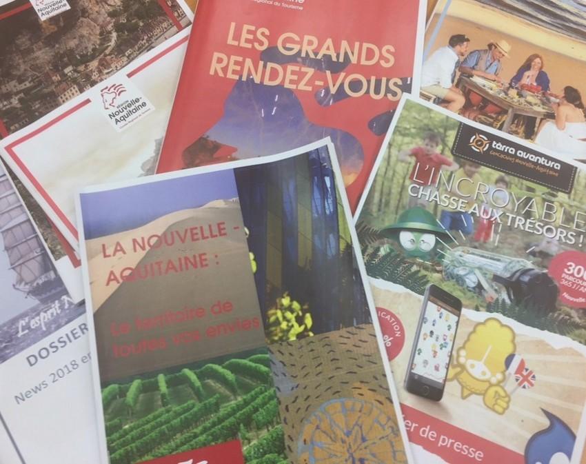 Dossiers De Presse Espace Professionnels Nouvelle Aquitaine